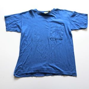 Vintage 90s Gitano Single Stitch Pocket T Shirt